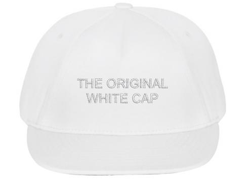 THE ORIGINAL WHITE CAP