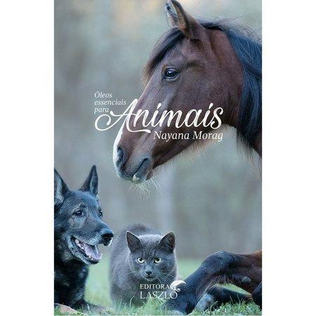 Óleos essenciais para animais. Nayana Morag