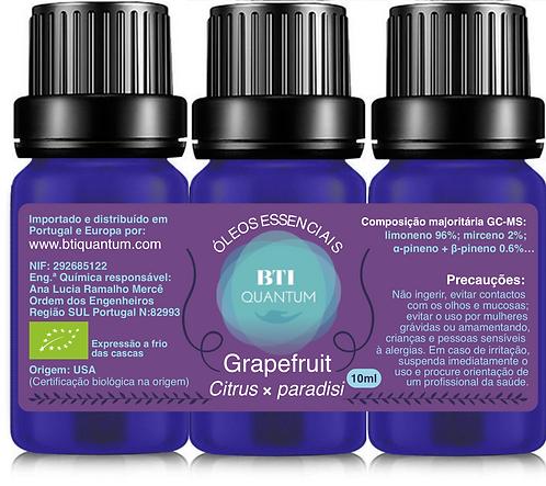 Óleo essencial de Grapefruit Citrus x paradisi