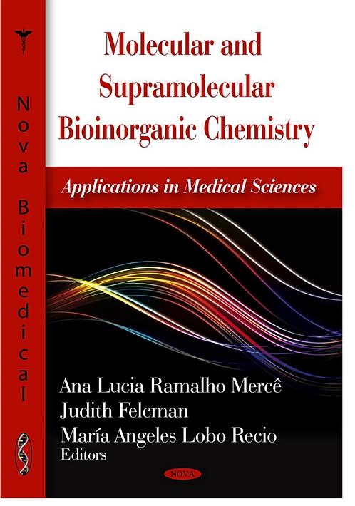 Molecular & Supramolecular Bioinorganic Chemistry: Applications in Medical Scien