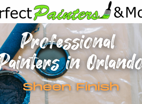 Picking Sheen for Your Florida Home