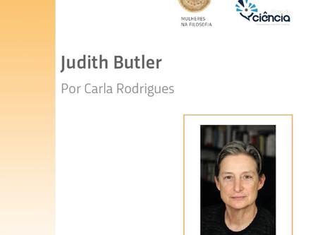 Novo verbete: Judith Butler