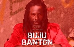 Artist of the month: Buju Banton