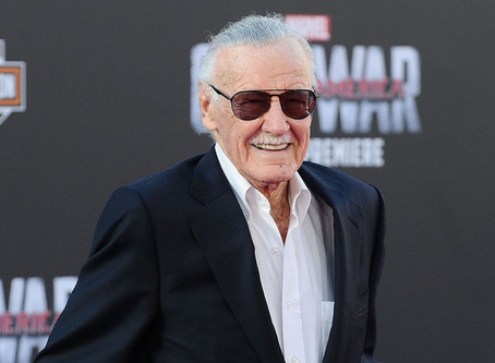 Comic Book Legend Stan Lee Passes Away Aged 95