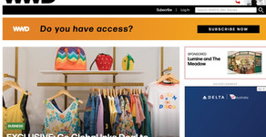 Go Global acquisition of ModCloth  makes front page of WWD