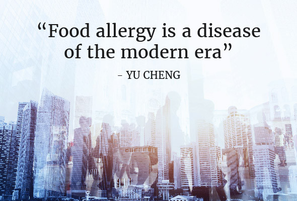 Food Allergy is a disease