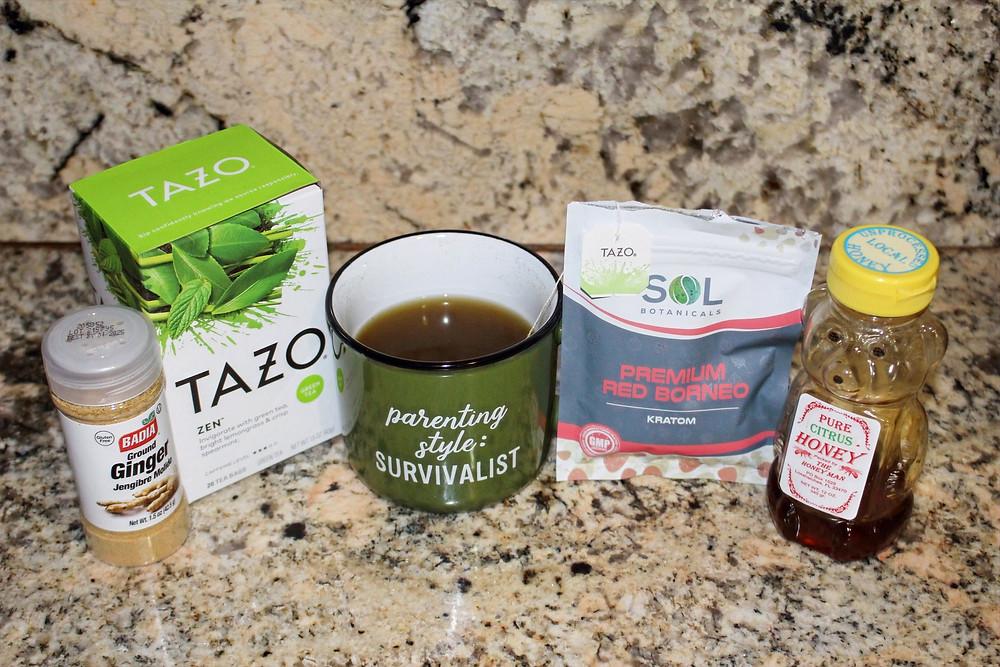 Kratom Tea - Zen Borneo