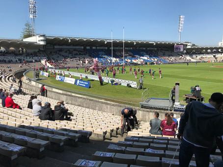 Nos M12 à Bordeaux pour un match de Top 14