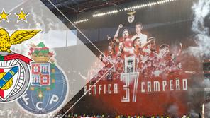 Antevisão SL Benfica x FC Porto