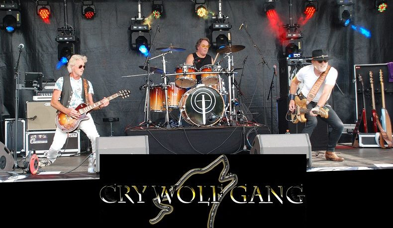 Cry Wolf Gang is nieuwe naam van Cry Wolf Blues Band