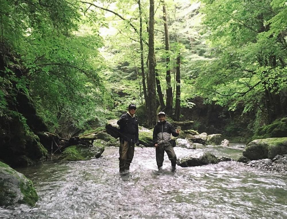 椎葉村・渓流釣り|熊本県人吉球磨|TAPESTRY OF HITOYOSHI LIFE
