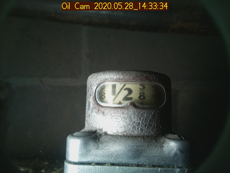 K2BHM's Oil Cam... Take 2