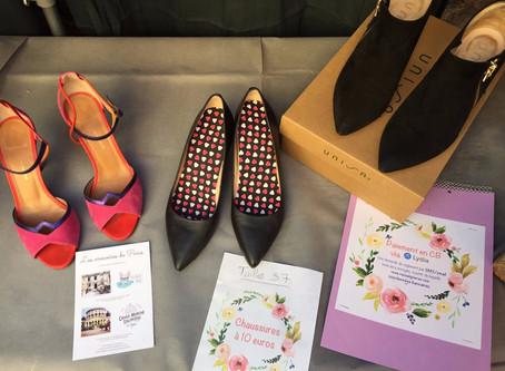 Les Armoires de Paris: le vide dressing qui ensoleille ton Week-end !