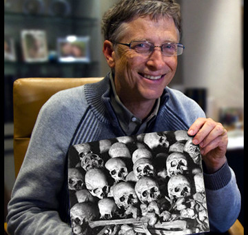 Bill Gates is just depressing