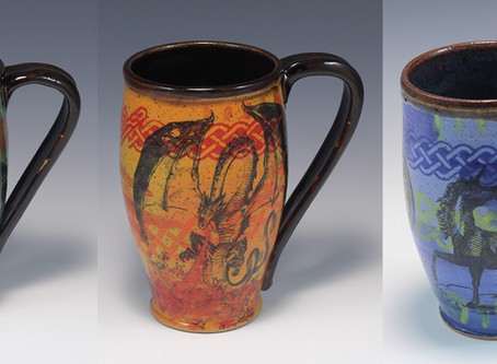 New Mugs Added to Raven's Wood Collection