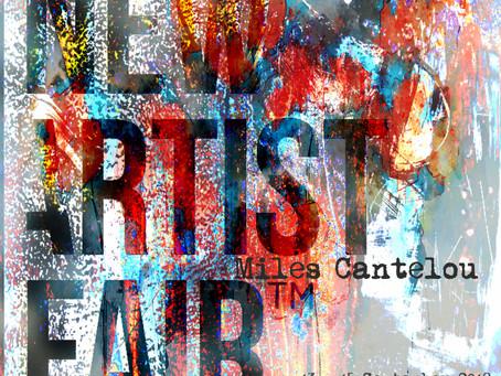 New Artists Fair   Summer 2019   E1 6QR   London