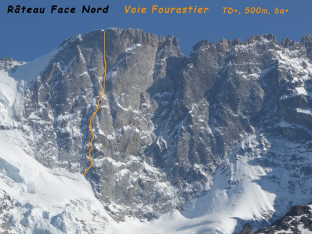 """Un Voyage de cinq jours en Haute-Montagne au fil de la """"Super Intégrale de la Meije"""""""