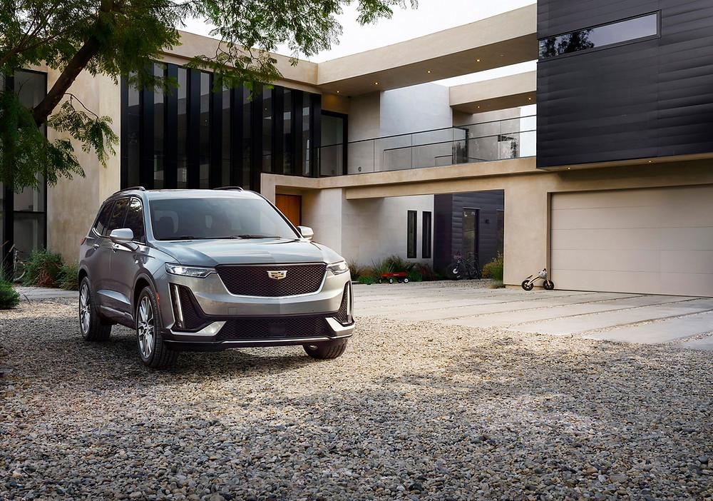Al Ghandi Auto to Create 'Pop-Up' Showroom - 2020 Cadillac XT6