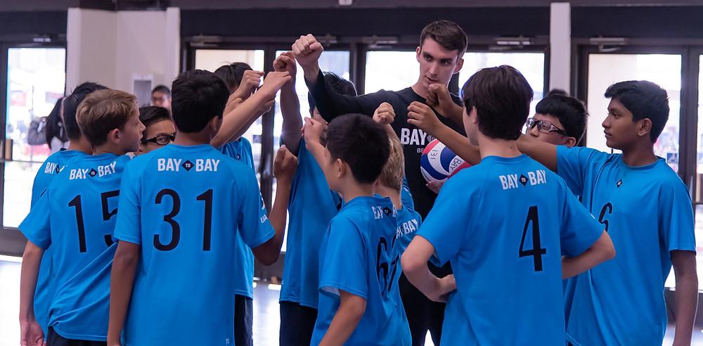 bay to bay volleyball club matt houlihan