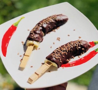 Domácí banánová zmrzlina