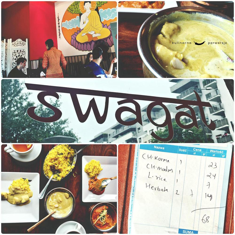 Swagat W Warszawie Niepozorna Bardzo Smaczna Kuchnia Indyjska