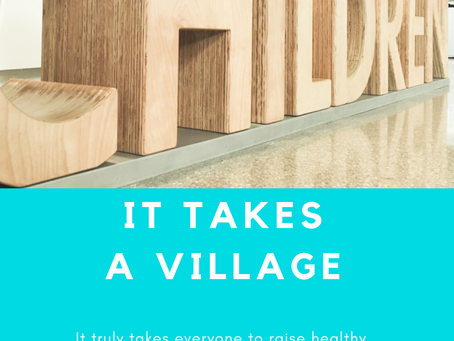 Does it really take a village?