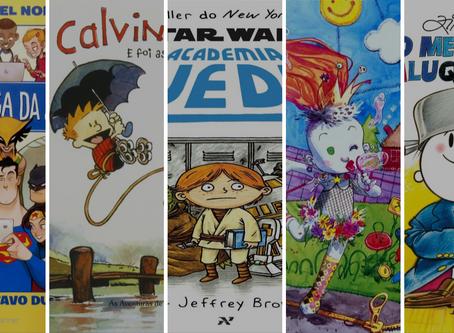 5 Quadrinhos Para as Crianças de Todas as Idades