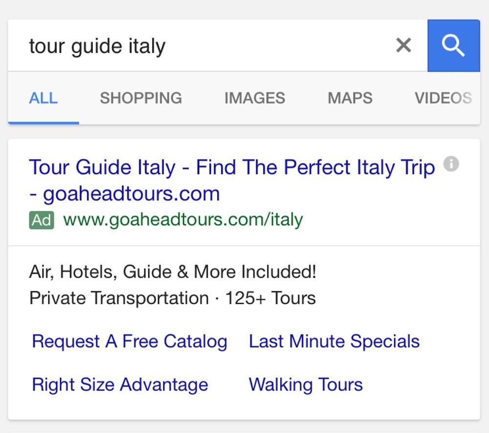 Google ads help museum marketing