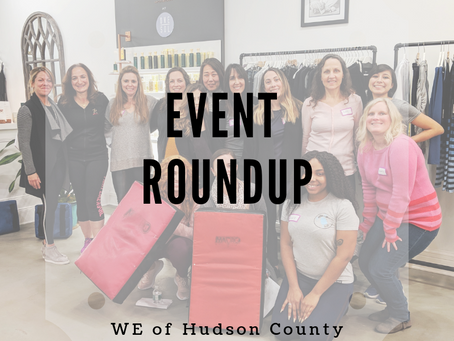 EVENTS ROUNDUP 4/8