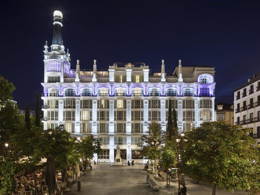 Madrid Sessions: The Best Hotels for Creatives