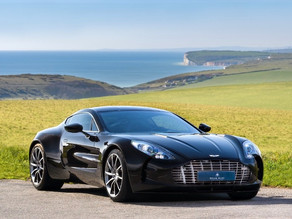 Aston Martin One-77 to Star at Rm Sotheby's Inaugural Auction at Yas Marina Circuit