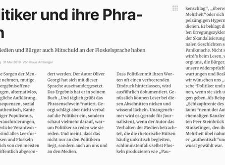 """Rezension in der """"Ostsee-Zeitung"""""""