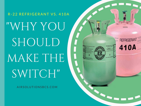 R-22 Refrigerant vs. 410a: Why You Should Make the Switch