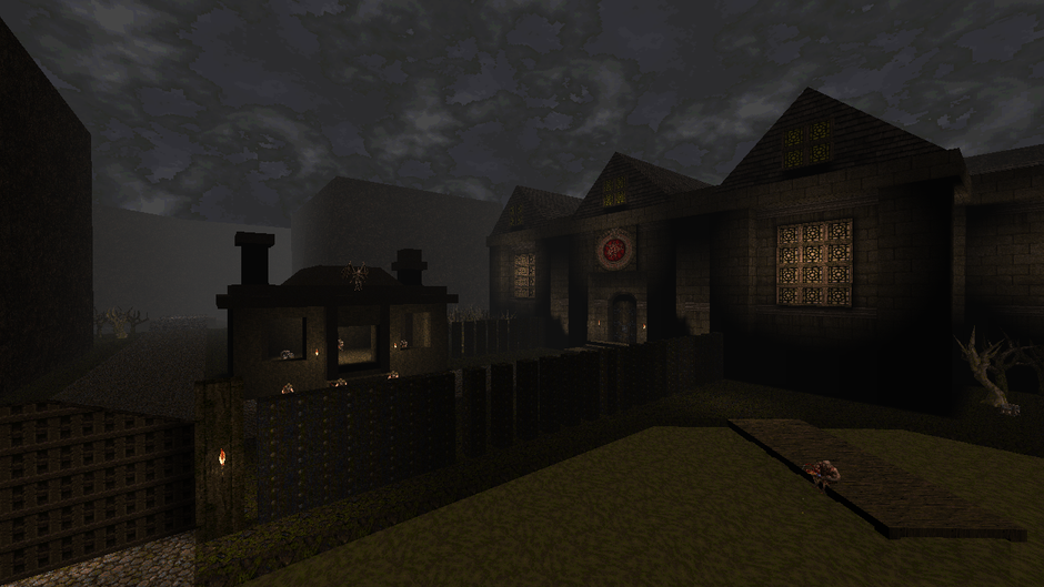 Quake Halloween Jam 2 Postmortem - When Evil is Exalted