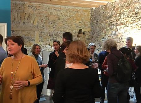 """Soirée de """"L'innovation solidaire"""" à Lyon !"""