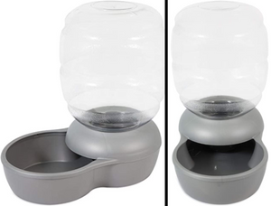 Wide Mouth Bottle Design & Large Base that are Easy-to-Clean