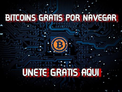 Bitcoins Gratis Por Navegar