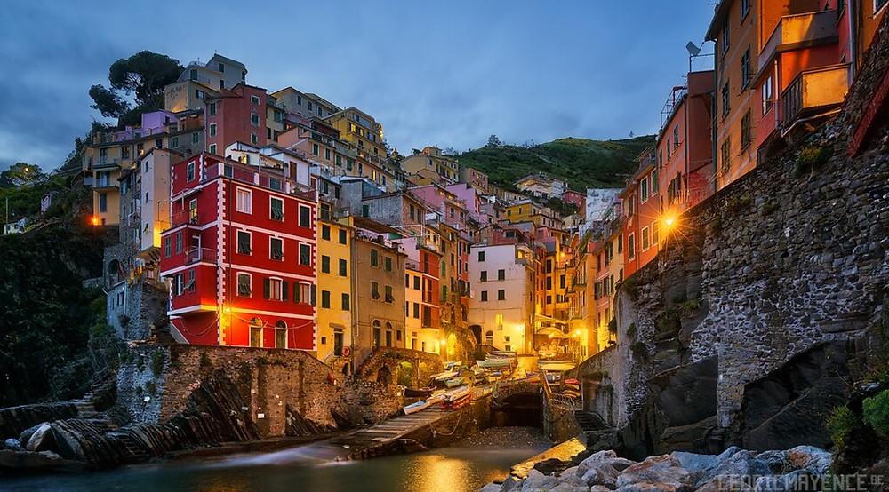 voyage aux 5 Terres italie