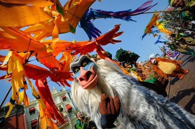 Festival del Rey León y la Selva Disneyland Paris