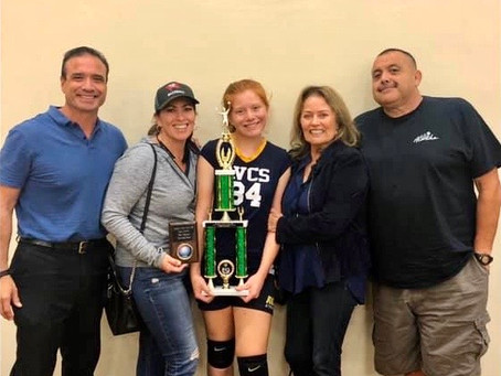 Sara Briones - TDR ATHLETE - Congratulations on VBall Championship