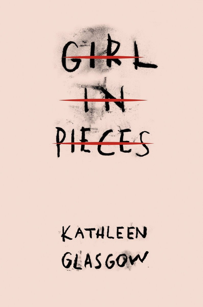 "Girl in Pieces by Kathleen Glasgow (Author). The Book Slut Friday book debrief. thebookslut book reviews. Fans of Girl, Interrupted, Thirteen Reasons Why, and All the Bright Places will love this New York Times bestseller. ""A haunting, beautiful, and necessary book that will stay with you long after you've read the last page.""--Nicola Yoon, #1 New York Times bestselling author of Everything, Everything and The Sun Is Also a Star  Charlotte Davis is in pieces. At seventeen she's already lost more than most people do in a lifetime. But she's learned how to forget. The broken glass washes away the sorrow until there is nothing but calm. You don't have to think about your father and the river. Your best friend, who is gone forever. Or your mother, who has nothing left to give you.  Every new scar hardens Charlie's heart just a little more, yet it still hurts so much. It hurts enough to not care anymore, which is sometimes what has to happen before you can find your way back from the edge.  A deeply moving portrait of a girl in a world that owes her nothing, and has taken so much, and the journey she undergoes to put herself back together. Kathleen Glasgow's debut is heartbreakingly real and unflinchingly honest. It's a story you won't be able to look away from. ""Girl, Interrupted meets Speak.""--Refinery29.com ""A dark yet powerful read.""--Paste Magazine ""One of the most affecting novels we have read.""--Goop.com ""Breathtaking and beautifully written.""--Bustle ""Intimate and gritty.""--The Irish Times  And don't miss Kathleen Glasgow's newest novel How to Make Friends with the Dark, which Karen M. McManus, the New York Times bestselling author of One of Us Is Lying, calls ""rare and powerful."" Product Details Price $10.99  $10.11 Publisher Ember Publish Date April 10, 2018 Pages 432 Dimensions 5.5 X 0.9 X 8.25 inches 