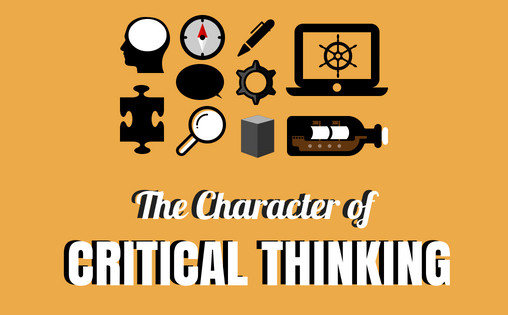 The Character of Critical Thinking