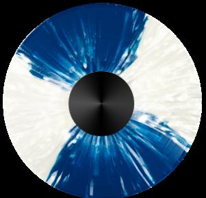 Quad Effect Vinyl Record