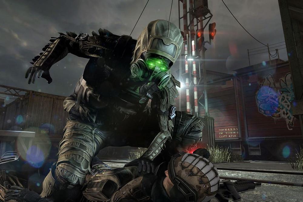 Tom Clancy's Splinter Cell: Blacklist Game
