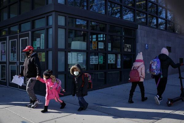School Closings- N.Y.C.'s Schools Shutdown, Explained