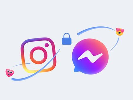 Facebook Messenger estrena logo ¿con los colores de Instagram?🤔