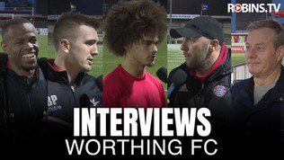 Interviews - Worthing