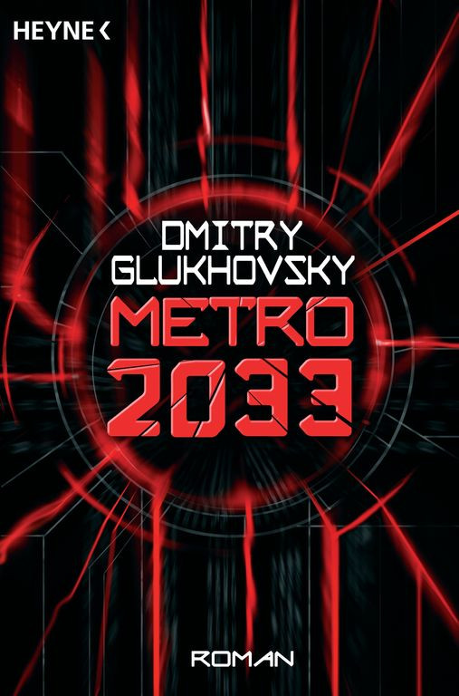 Metro 2033 Front Cover - English Edition