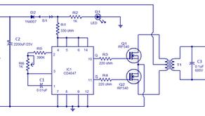 L89, 100Watt Inverter