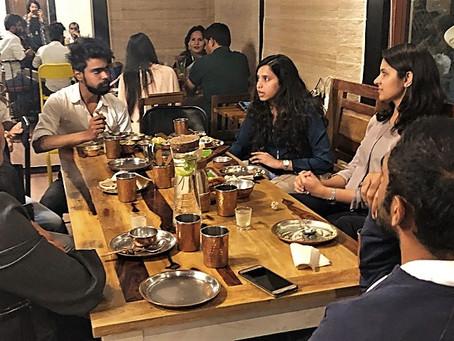 OpenIDEO Bengaluru Chapter : Community Catch Up #001